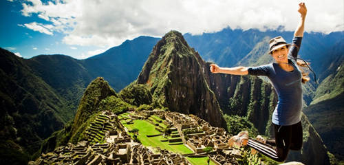 Entrance to Machu Picchu will be suspended in April 2016