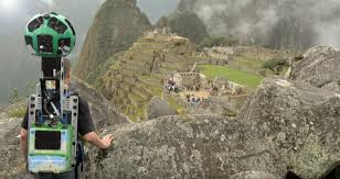 Machu Picchu and can be seen in all its splendor thanks to Google Street View 360 °